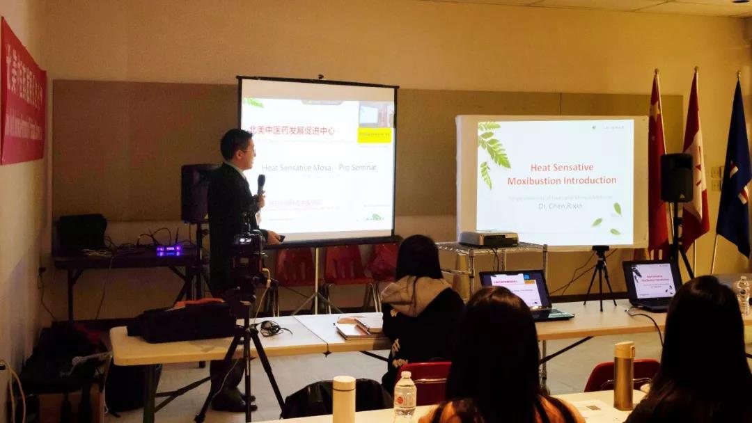 Moxibustion Seminar in Edmonton
